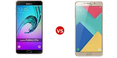 Compare Samsung Galaxy A9 (2016) vs Samsung Galaxy A9 Pro (2016)